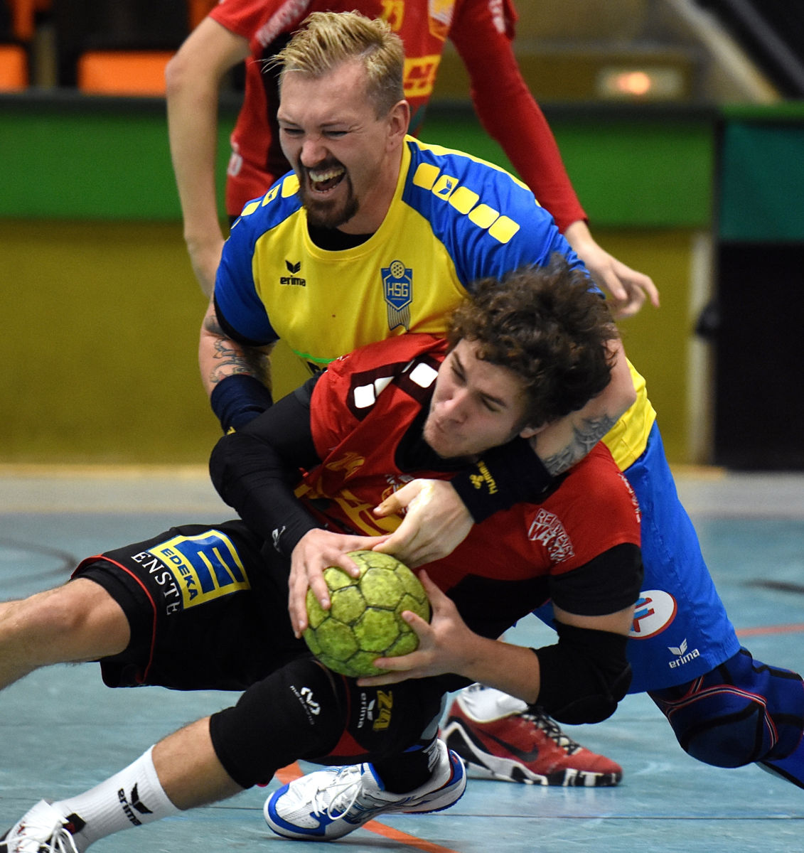 LokalsportMZV Handball Westfalenpokal HSG Lüdenscheid DJK Bösperde CVJM Gevelsberg