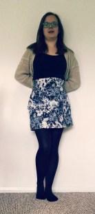 Anémone skirt on HsHandcrafts