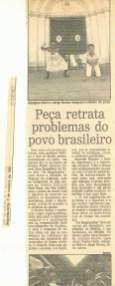 JORNAL O GLOBO - OUTUBRO DE 1991K