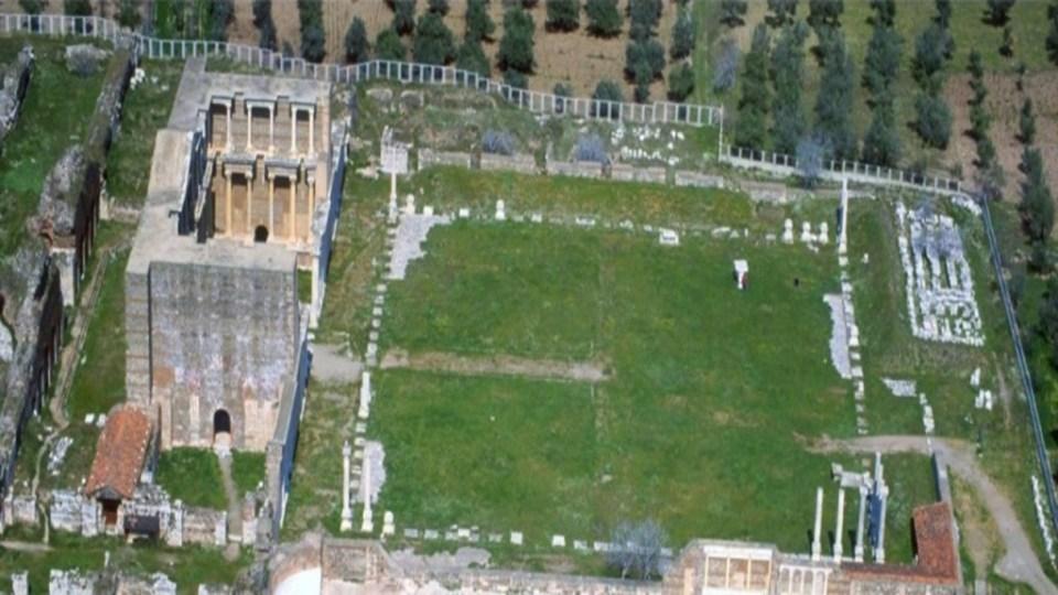 撒狄的運動場遺跡