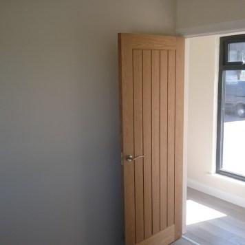 Solid Wooden Doors.