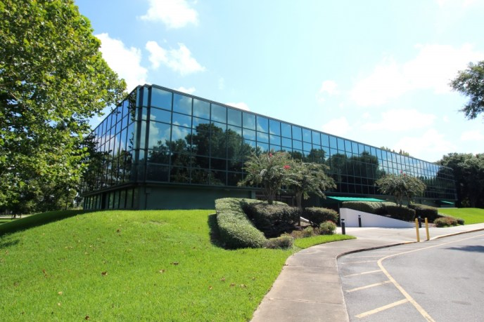 Office plaza for sale