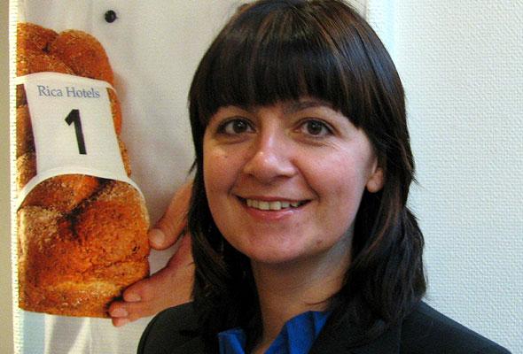 Anja Christensen, salgs- og markedssjef i Rica Hotels Finnmark