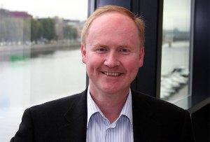 Kåre Sandvik, dr. oecon, prorektor og professor i markedsføring ved Høgskolen i Buskerud. Fotograf: Jan-Henrik Kulberg