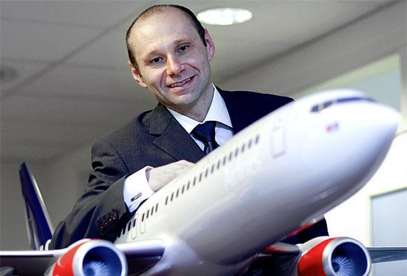 Rune Feltman, adm. dir. i VIA Travel