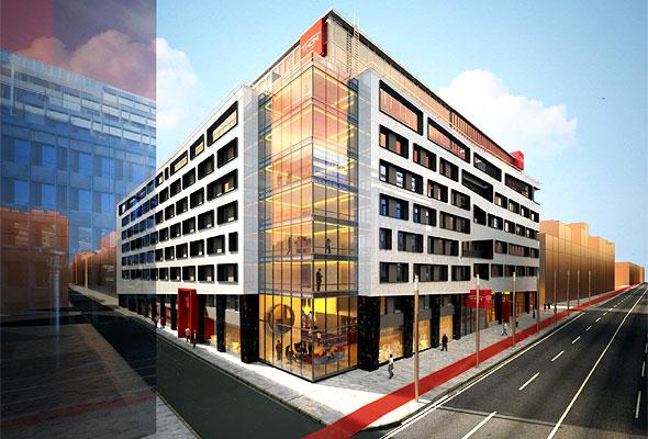 Thon Hotel EU i Brussel (foto fra Thon Hotels)