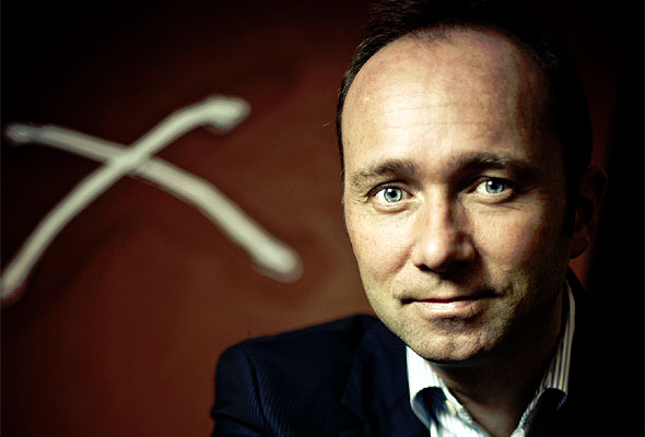 Nærings- og handelsminister Trond Giske (Ap). Fotograf: Henrik Kreilishheim