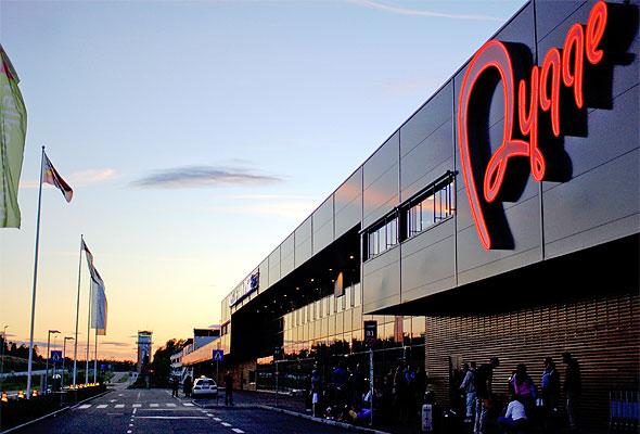 Moss lufthavn Rygge. Fotograf: Johan Røed/Wikimedia Commons