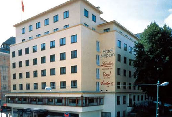 Hotell Neptun, Bergen