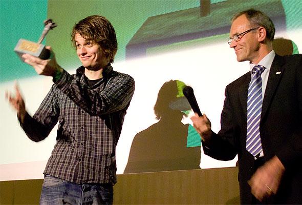 Rockheim fikk prisen for årets mest KREATIVE reiselivsprodukt. (Foto: Julie Lium/NHO Reiseliv)