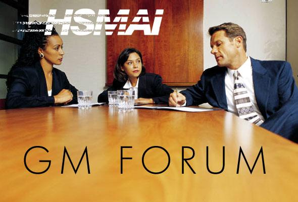 HSMAI GM Forum