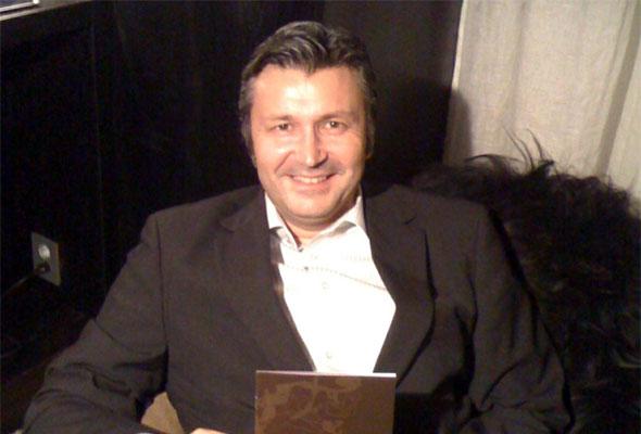 Svein Arild Steen-Mevold, nyansatt landssjef for Scandic Norge