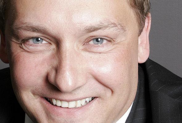 Terje Olsen, head of sales Nordic, HRG Nordic