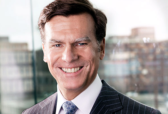 Wolfgang M. Neumann, Chief Operating Officer i The Rezidor Hotel Group (foto fra Rezidor)