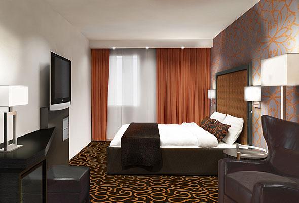 Nytt rom på Thon Hotel Linne