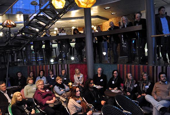 Fra fagseminaret og Business Travel Club på Scandic Vulkan i Oslo. Fotograf: Hans A. Stenseng