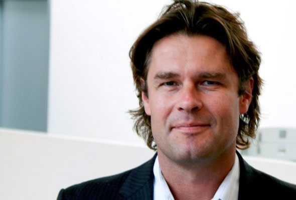 Haakon Dahl, daglig leder og konsulent reklamebyrået Kitchen (foto fra Kitchen)