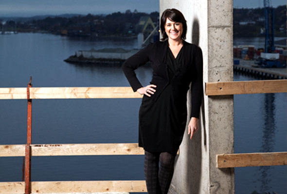 Siri Løining Kolderup, prosjektleder for The Thief, Nordic Hotels & Resorts