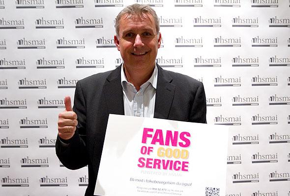 Lasse Gimnes, juryleder for Serviceløft 2012