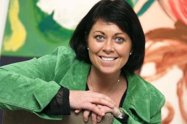 Bente Bratland Holm, administrerende direktør i VisitOSLO.