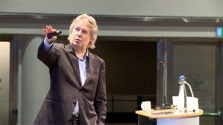 Torry Pedersen, ansvarlig redaktør og administrerende direktør i VG, var Key Note speaker på Møtebørsen 2014