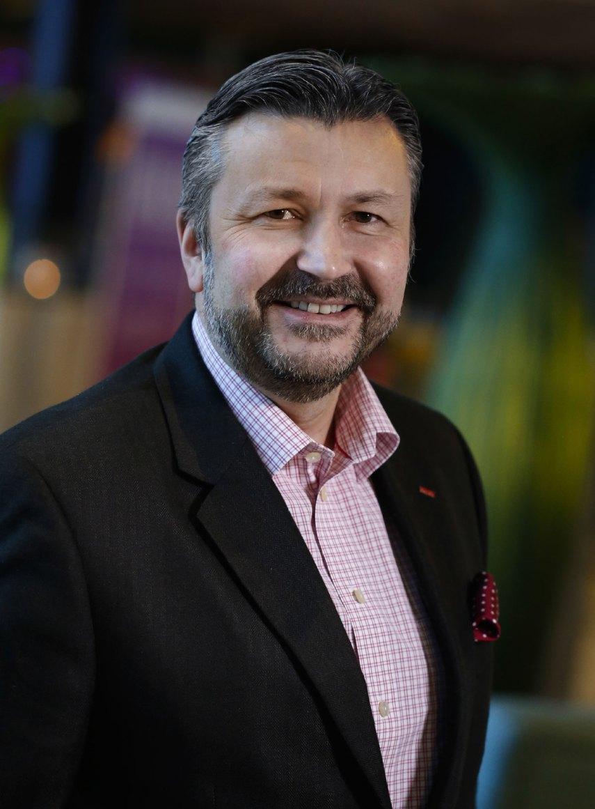 Svein Arild Steen-Mevold, adm. dir. i Scandic Hotels Norge. Foto fra Scandic Hotels.