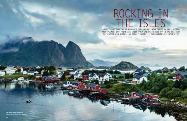 Innovasjon Norge- Lofoten