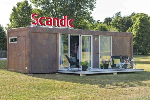 Scandic To Go (foto fra Scandic Hotels).