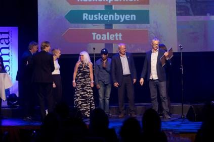 Fra festen på Radisson Blu Plaza Hotel i Oslo, under HSMAI Eventprisene 2015. Fotograf: Morten Brakestad