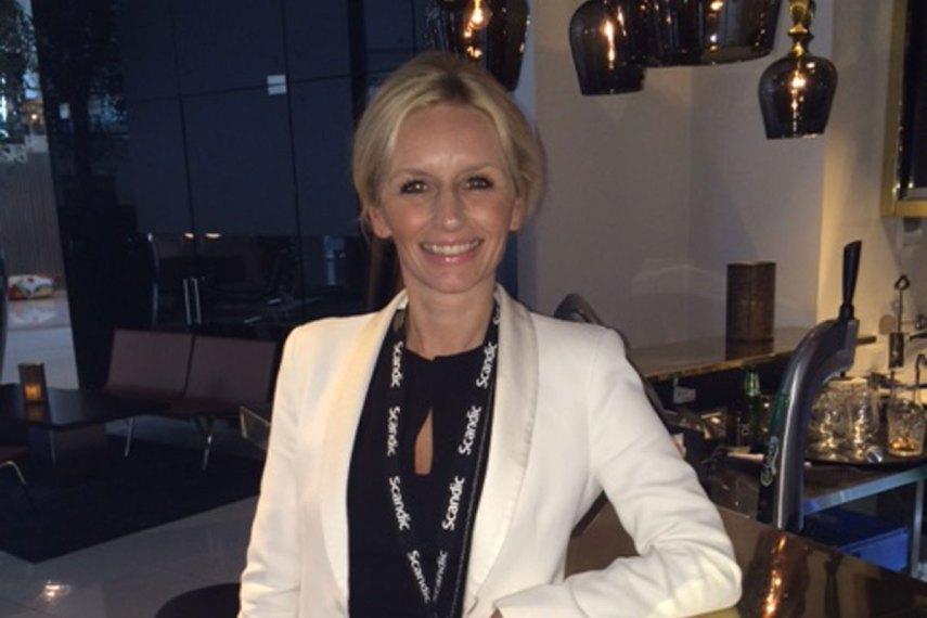 Lise Solheim Haukedal, General Manager ved Scandic Ørnen i Bergen.