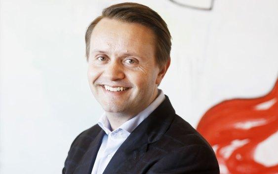 Gjøran Sæther, administrerende direktør i Fursetgruppen. Foto fra Fursetgruppen