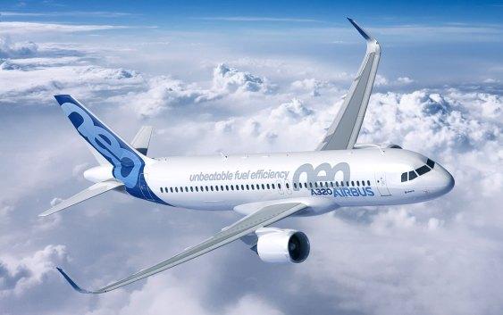 En Airbus A320neo. Foto fra Airbus.com
