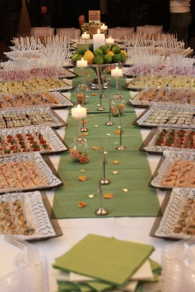 Frokosten er servert! Foto fra Best Western Hotels.