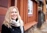 Ukens navn: Linda M. Ramberg