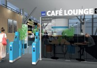 SAS åpner Café Lounge på Vigra