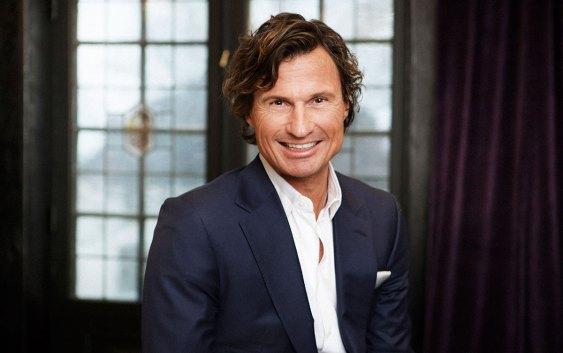 Petter A. Stordalen, eier av Nordic Choice Hotels. Fotograf: Tord-Erik Andresen.