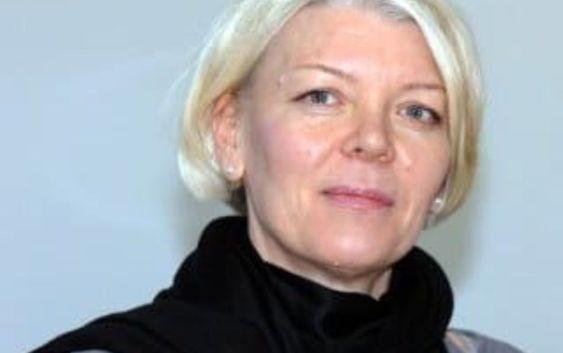 Anne Britt Bekken, lufthavnsjef på Harstad/Narvik lufthavn, Evenes. Foto fra Avinor.
