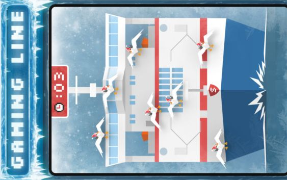 Skjermdump fra Gaming Line. Foto fra Stena Line.