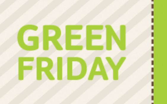TUIs Green Friday-initiativ.