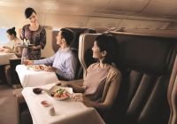 Singapore Airlines har verdens beste kabinpersonale