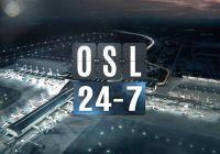 Oslo lufthavn åpner dørene for TV-seerne igjen