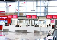 Her er Norwegians splitter nye område i Oslo lufthavn