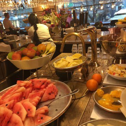 Frokosten på Haymarket by Scandic.