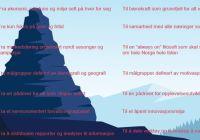 Slik skal Norge kapre de riktige turistene