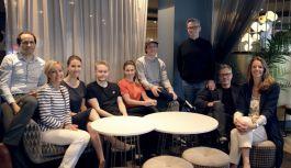 Good Morning sjekker inn hos Scandic Norge