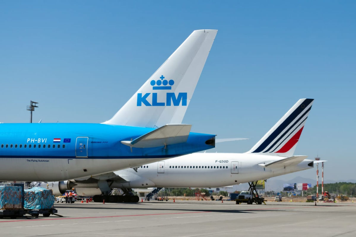Air France-KLM i toppen på Dow Jones Sustainability Index