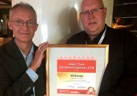 Widerøe kåret til «Best i test» i Kundeserviceprisen 2018