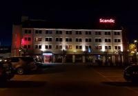 Scandic Hønefoss har åpnet