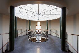 Art Deco-trappen i Oslo Lysverker-bygget skal bevares. Fotograf: Chris Aadland.