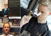 Thomas, Oline og Aleksander vil bli best på reiseliv i Yrkes-NM 2018